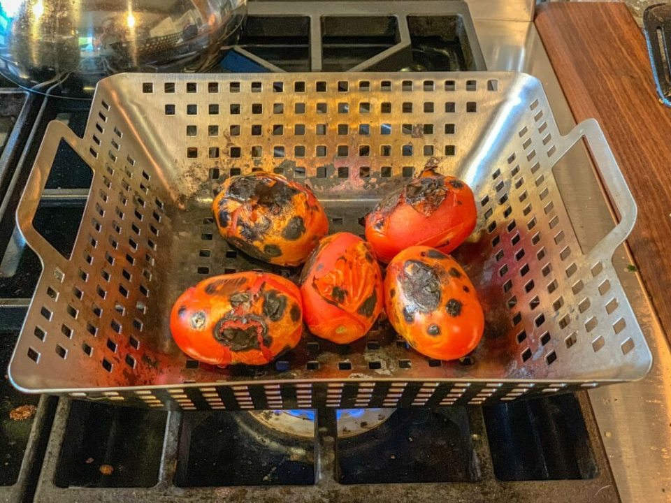 Roasted Tomatoes: 3ten.ca
