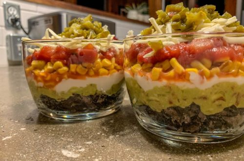 7 Layer Dip: 3ten.ca