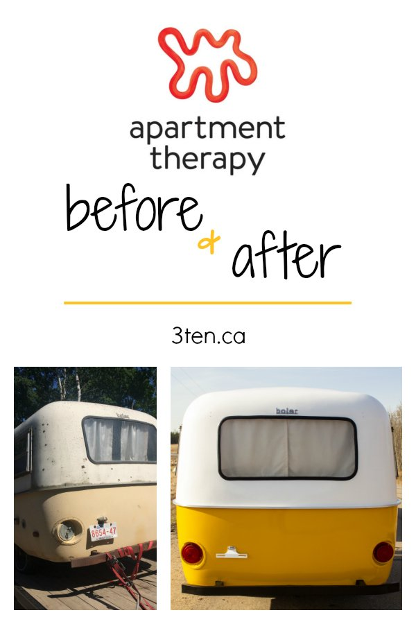 Apartment Therapy: Before and After