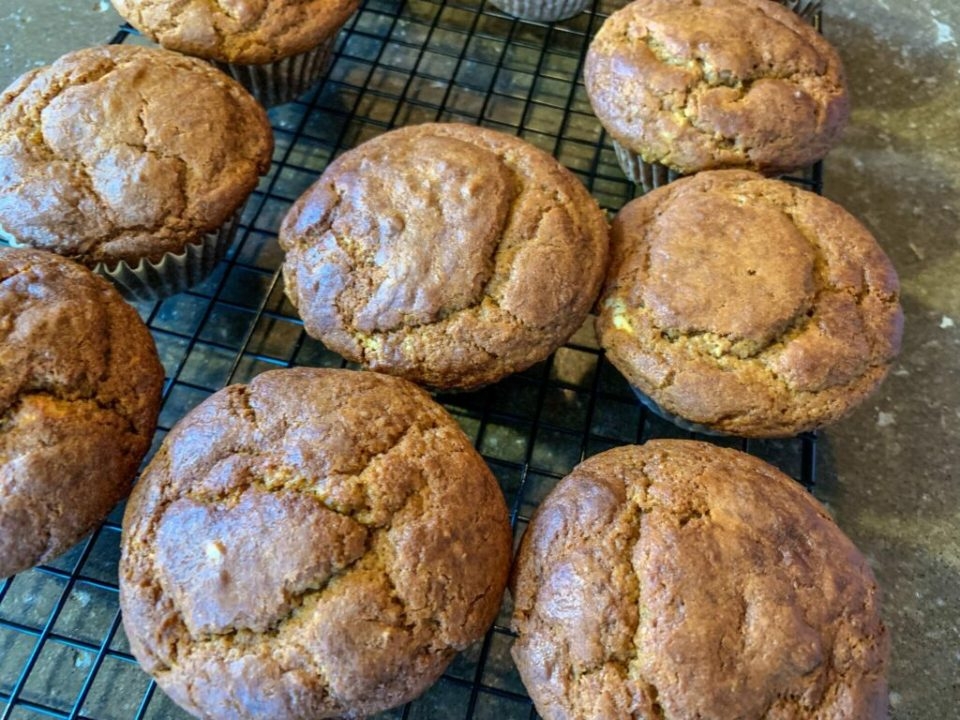 Gluten Free Pumpkin Muffins: 3ten.ca