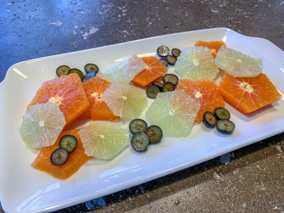 Citrus Salad: 3ten.ca