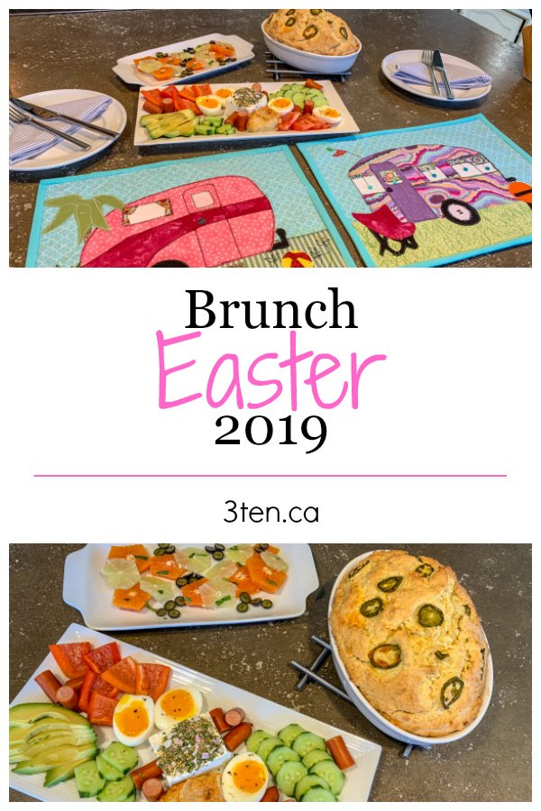 Easter Brunch 2019: 3ten.ca