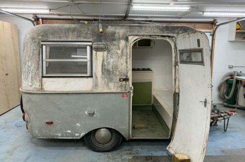 My Ole Lady the Boler Before: 3ten.ca