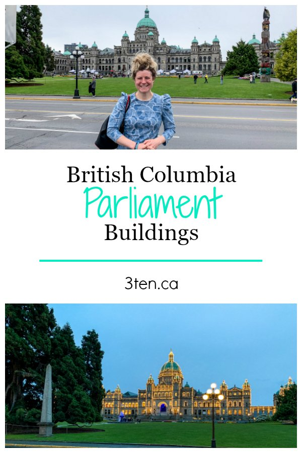 British Columbia Parliament Buildings: 3ten.ca