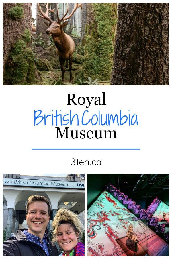 Royal British Columbia Museum: 3ten.ca