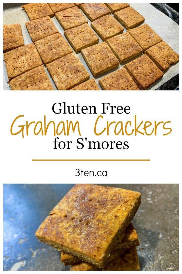 Gluten Free Graham Crackers: 3ten.ca