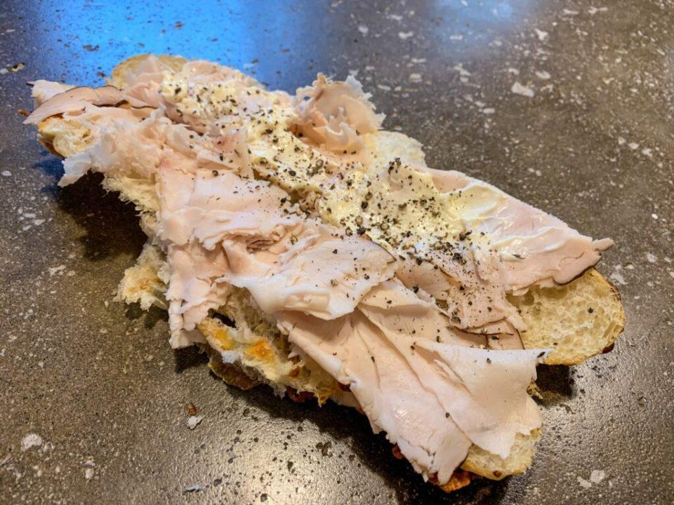 Sandwich Prep: 3ten.ca