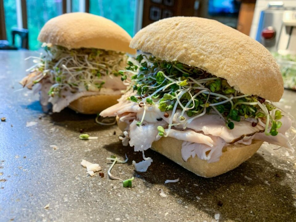 The Best Turkey Sandwiches: 3ten.ca