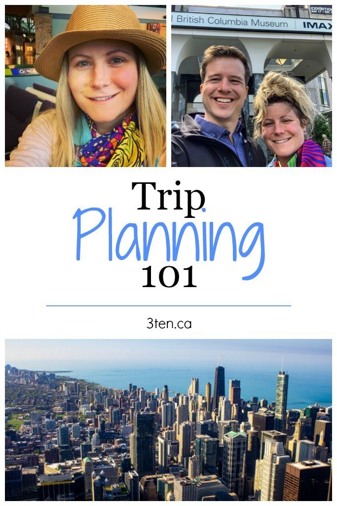 Trip Planning: 3ten.ca