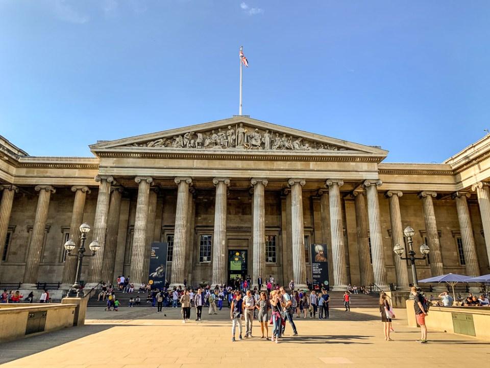 British Museum: 3ten.ca