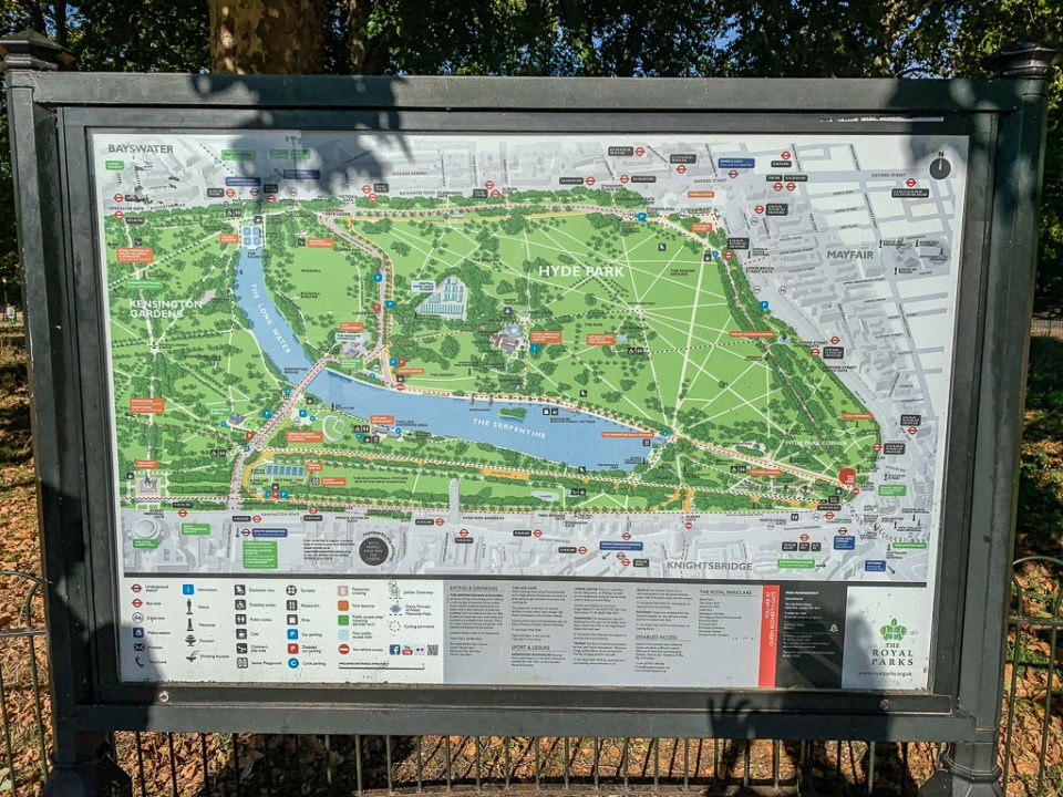 Hyde Park: 3ten.ca