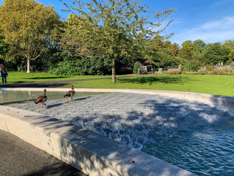 Princess Diana Memorial Fountain: 3ten.ca