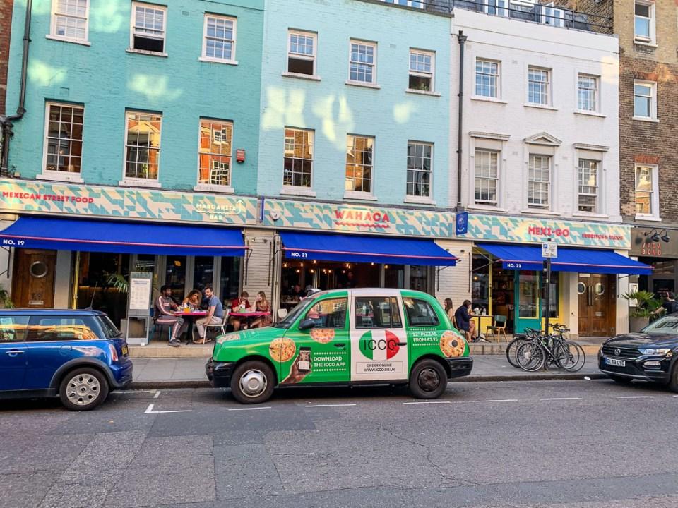 London Eats: 3ten.ca