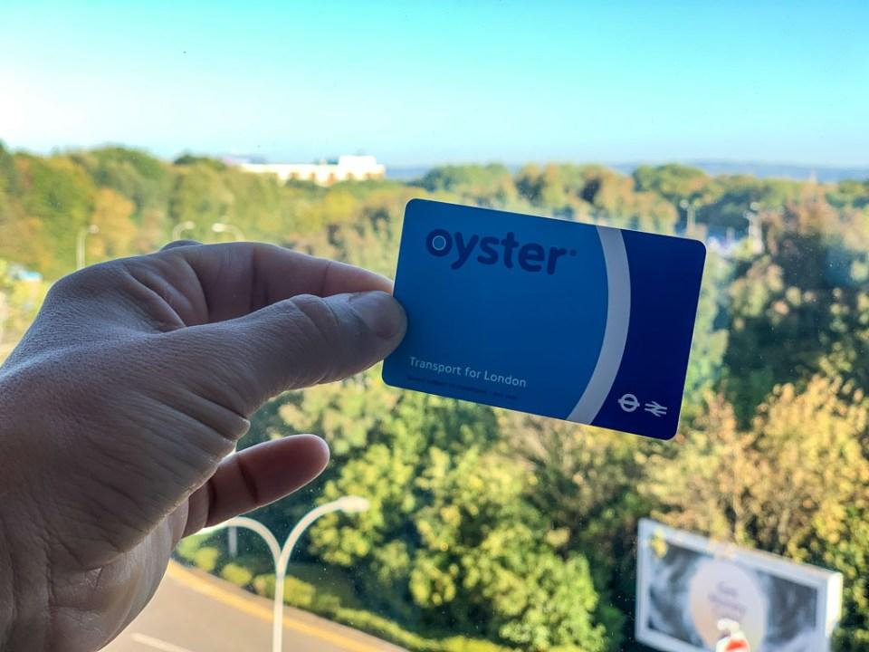 Oyster Card: 3ten.ca