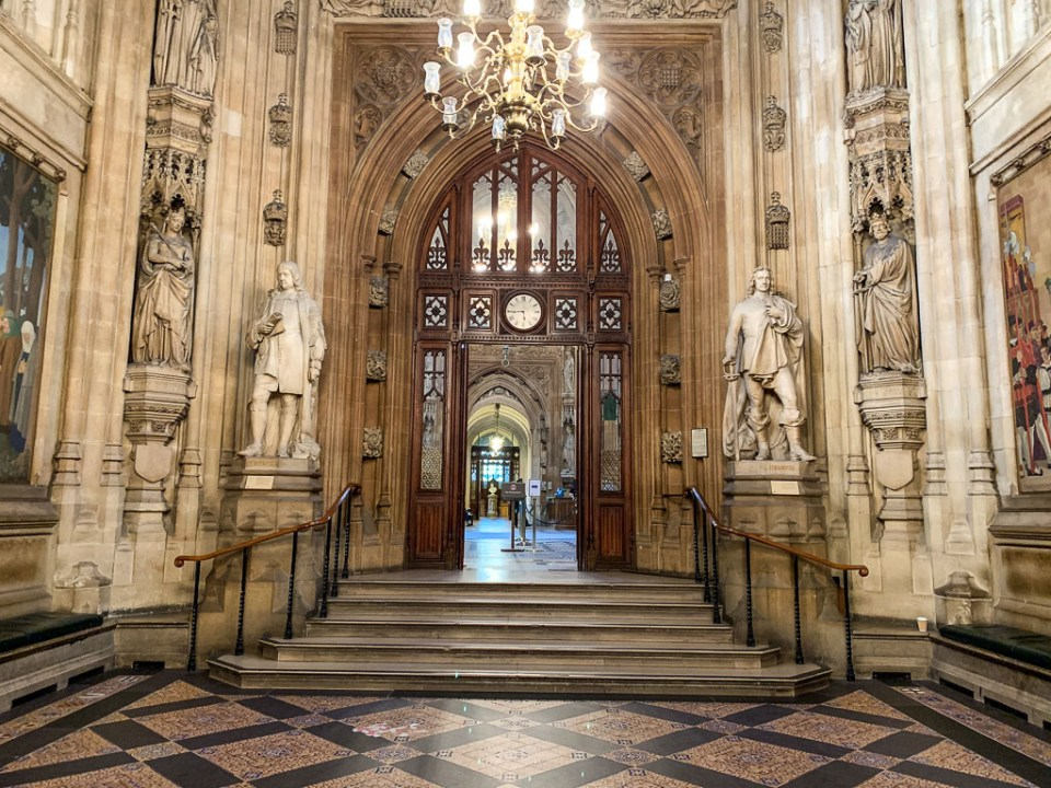 Palace of Westminster: 3ten.ca