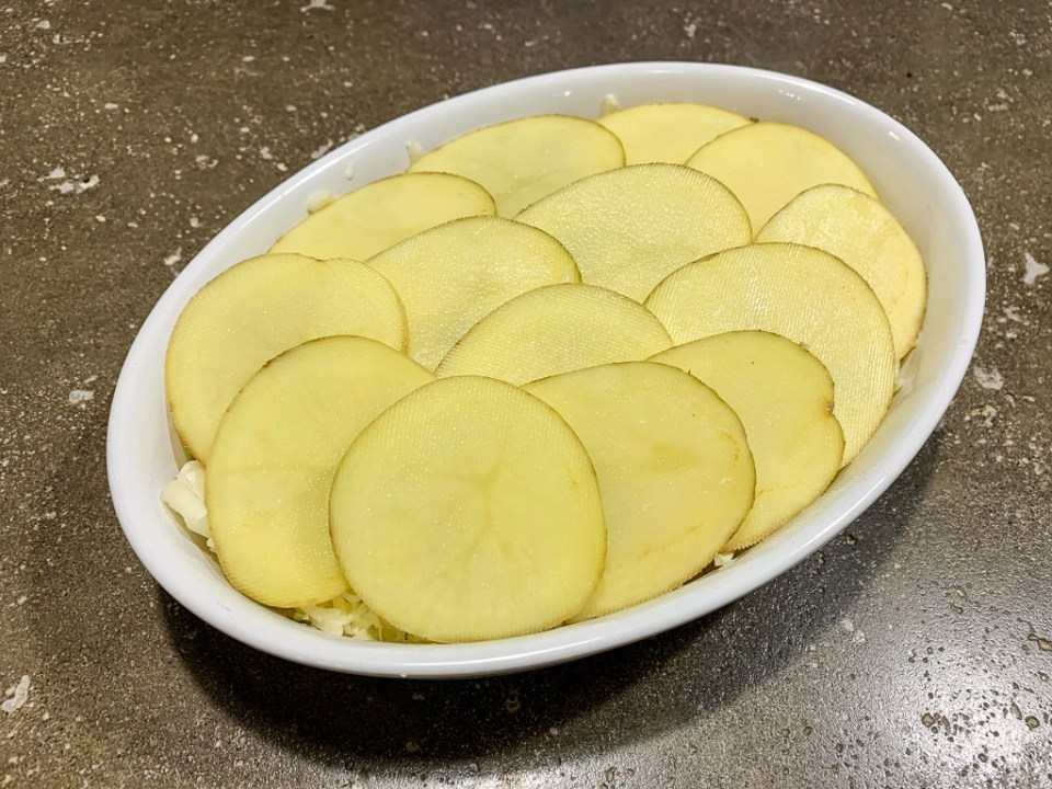 3ten.ca: Potatoes au Gratin