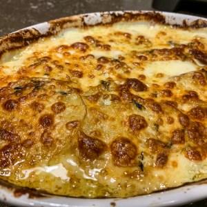 3ten.ca: Potatoes au Gratin