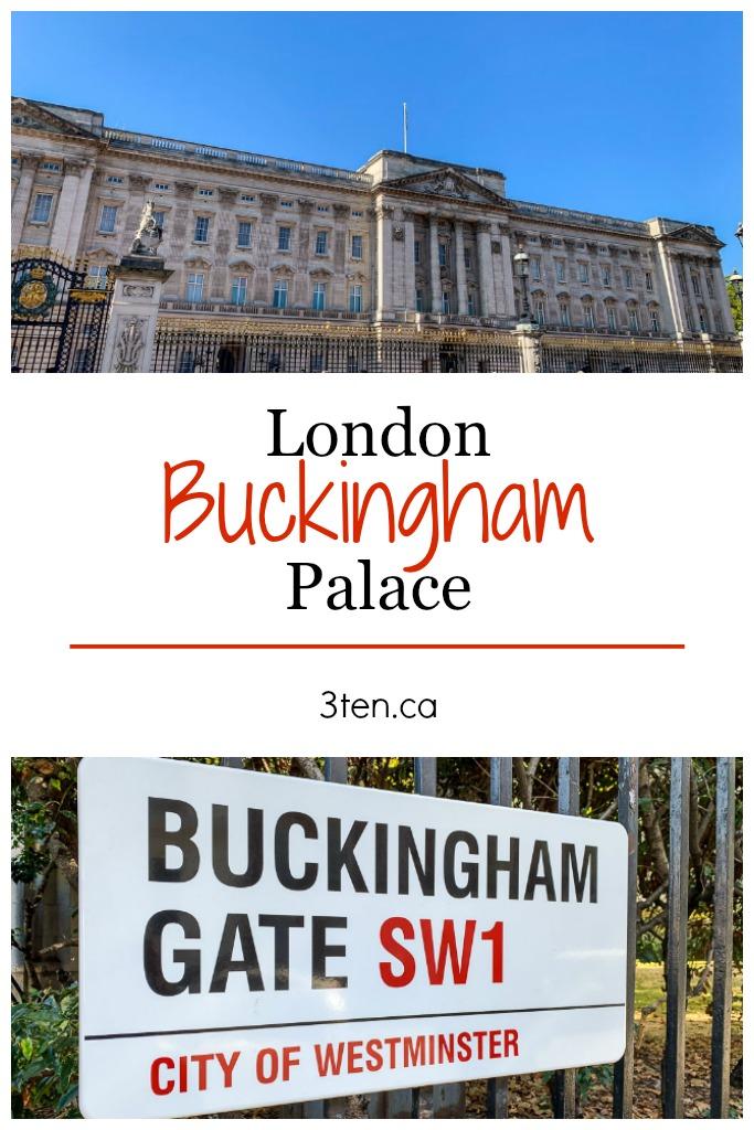 Buckingham Palace: 3ten.ca