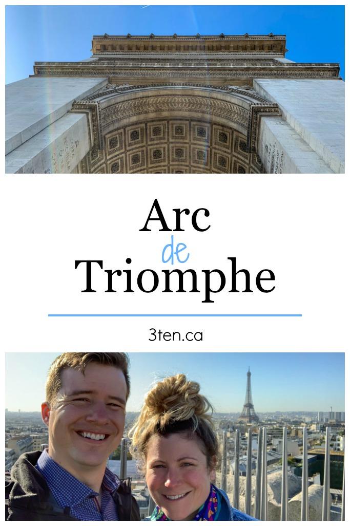 Arc de Triomphe: 3ten.ca