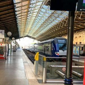 Eurostar London to Paris: 3ten.ca
