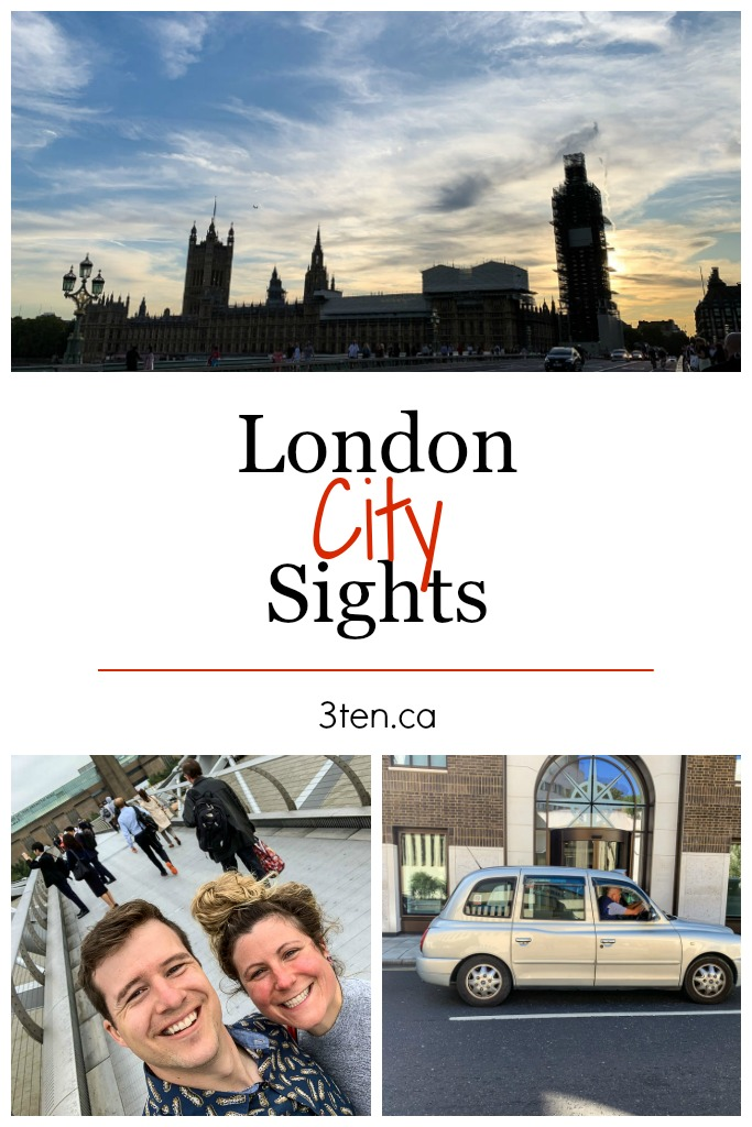 London Sights: 3ten.ca