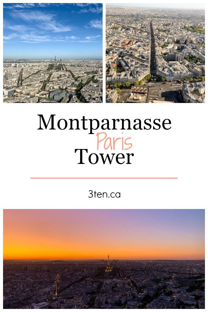 Montparnasse Tower: 3ten.ca