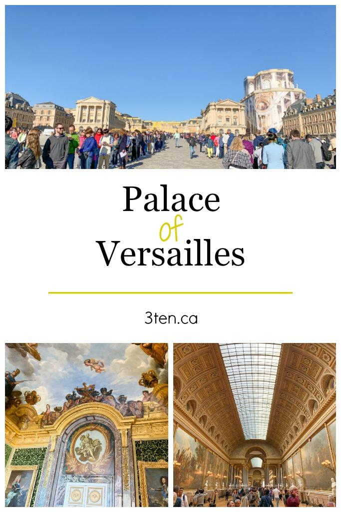Palace of Versailles: 3ten.ca
