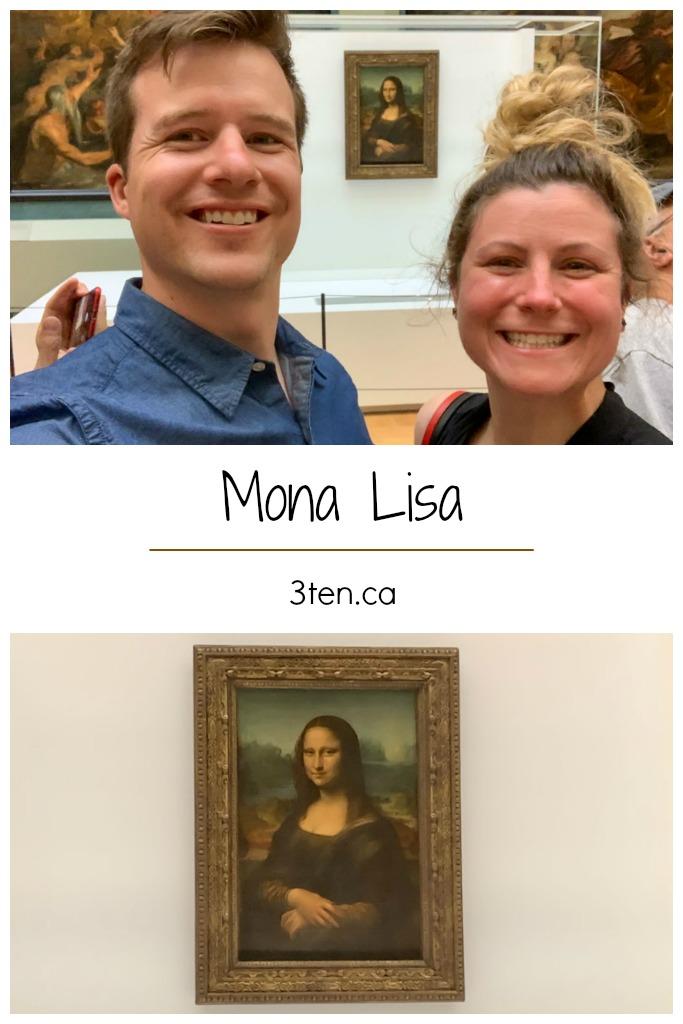 Mona Lisa: 3ten.ca
