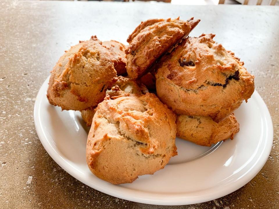 Banana Bread Cookies: 3ten.ca