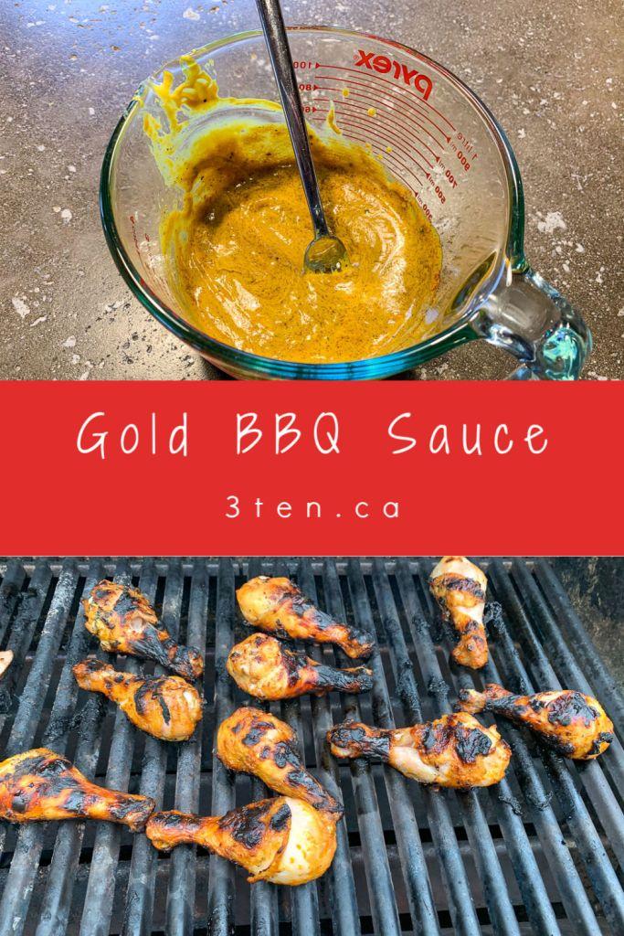 Carolina Gold BBQ Sauce: 3ten.ca