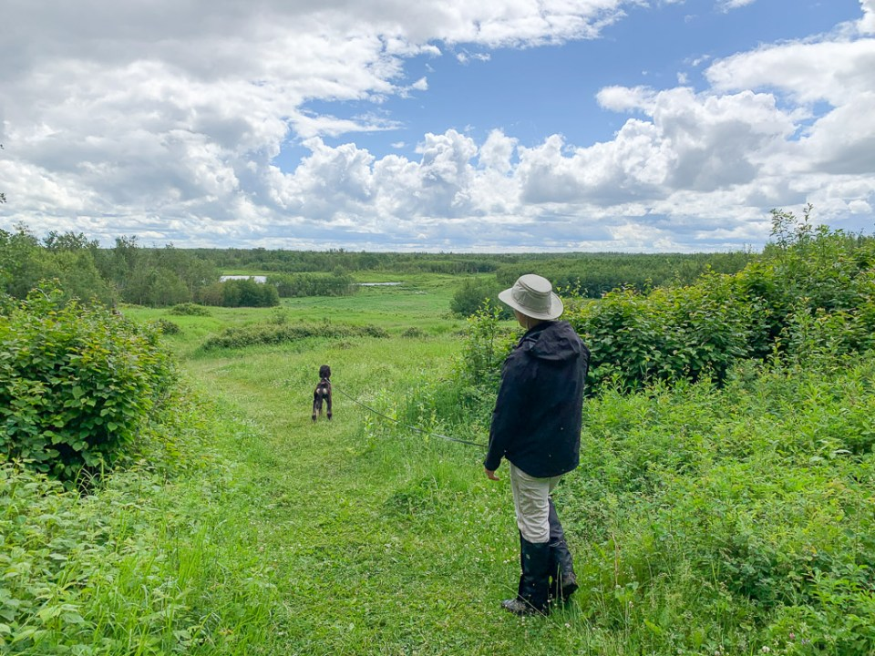 Elk Island Hike June 2020: 3ten.ca