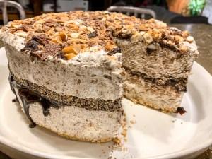 Skor Ice Cream Cake: 3ten.ca