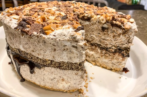 Skor Ice Cream Cake: 3ten.ca