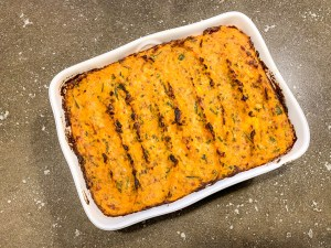 Butter and Herb Sweet Potatoes: 3ten.ca