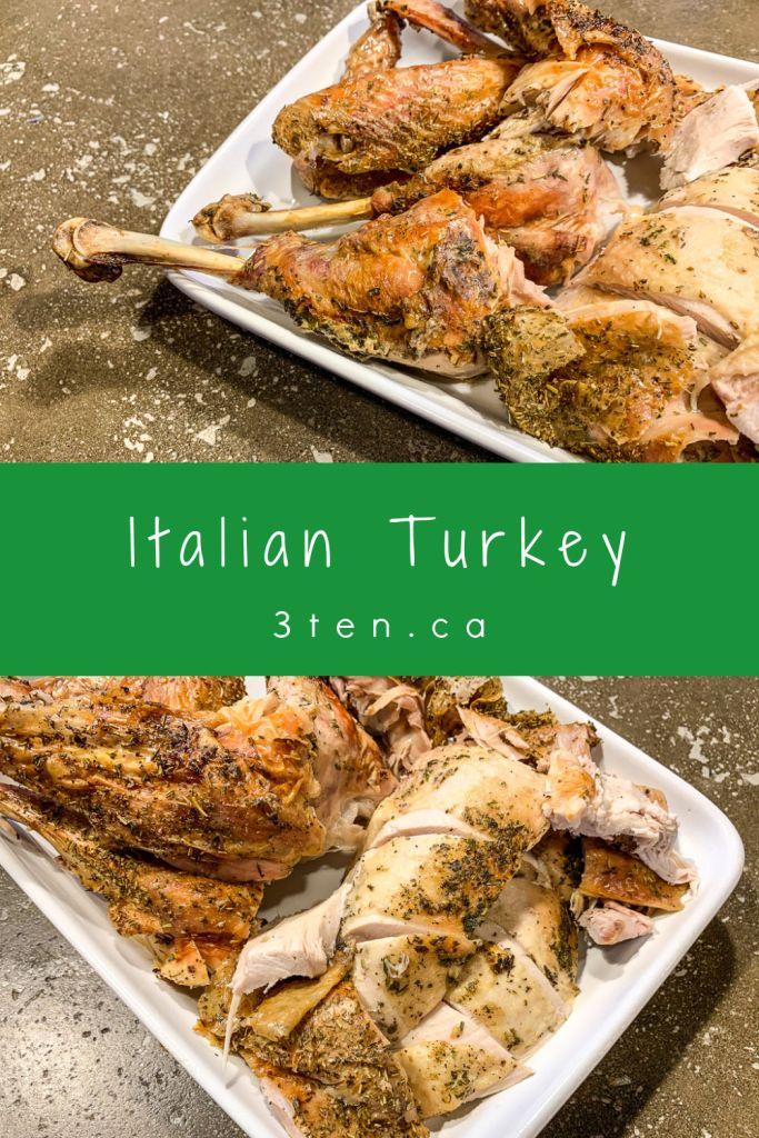 Italian Turkey: 3ten.ca