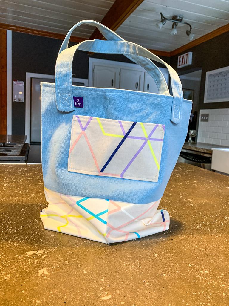 Bucket Bag: 3ten.ca
