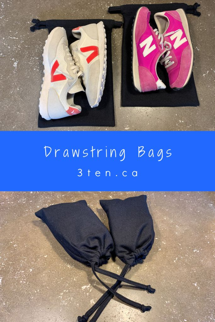 Drawstring Bags: 3ten.ca