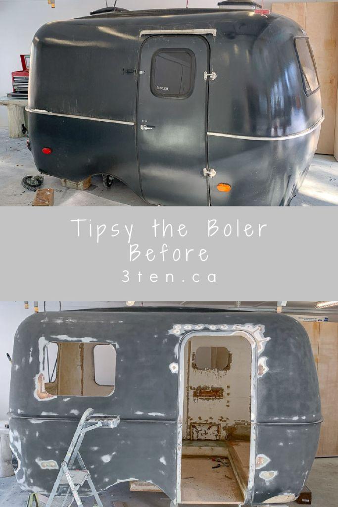Tipsy the Boler Before: 3ten.ca
