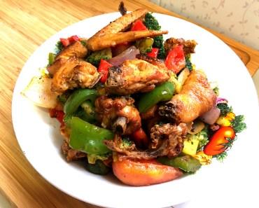 Casserole Chicken