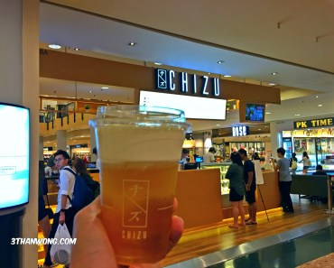 Chizu Drink Japanese Cheese Tea