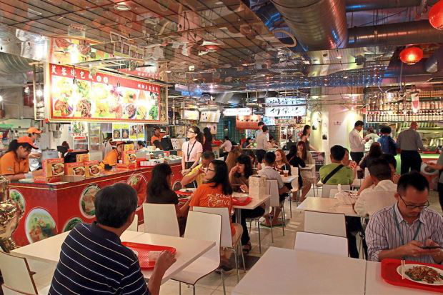 Lot 10 Hutong Food Court