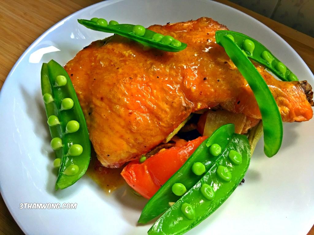 Roasted English Chicken Recipe