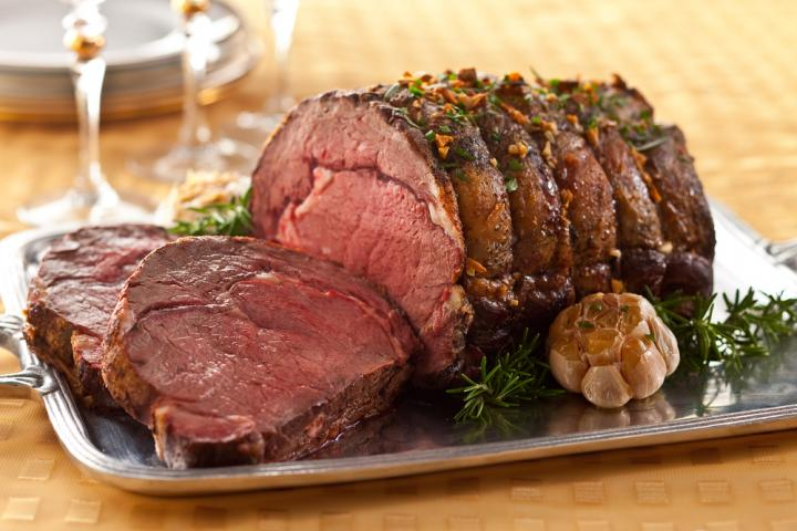 roast ribs