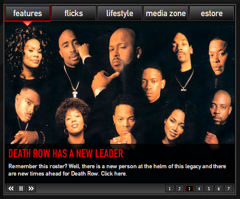 Lara Lavi: Death Row Records' New Warden
