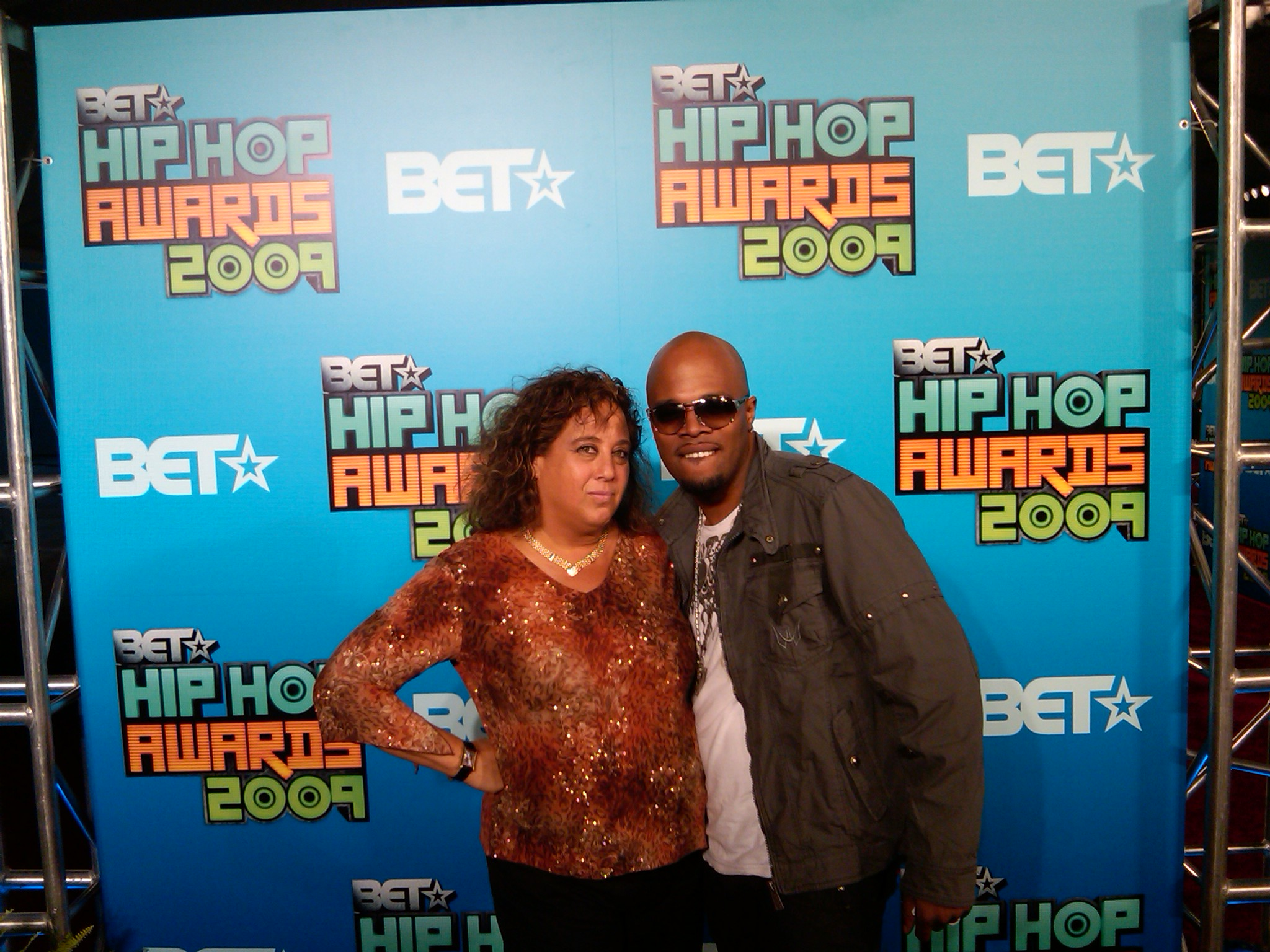 BET Hip Hop Awards 2009 Red Carpet
