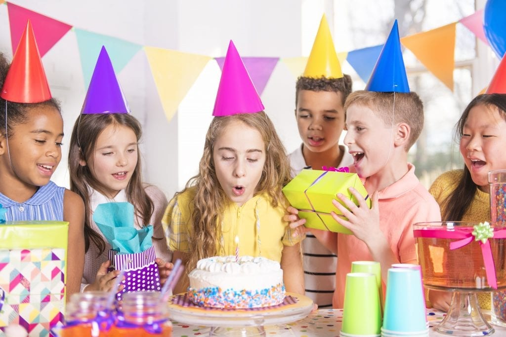 2021 Ultimate Guide To Kids Birthday Party Places In Atlanta Atlanta Parent