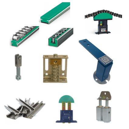 Glissières plastiques et tendeurs automatiques | 3Transmissions