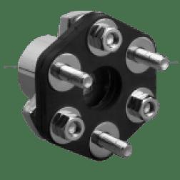 Accouplement élastique straflex