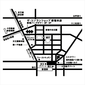 cafeshinjuku_map