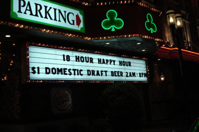 Fun Facts Boston: Happy Hour is Illegal